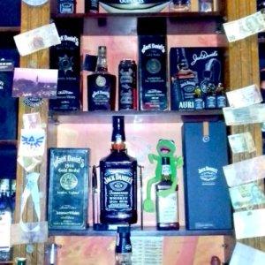Jack Daniel´s botella 3l