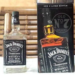 Botella Jack Daniel´s 3 l.
