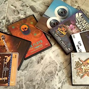 DVDS Rock