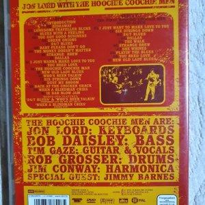 DVD Jon Lord Deep Purple