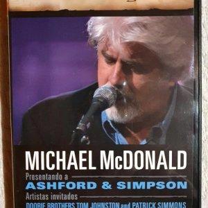 DVD Michael McDonald