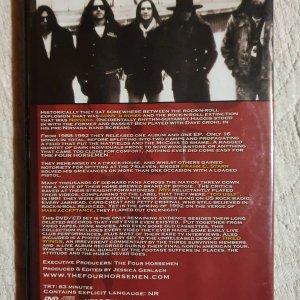DVD The Four Horsemen
