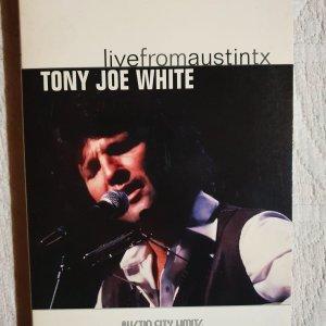 DVD Toni Joe White